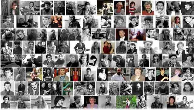 Фотопортреты студентов в период обучения